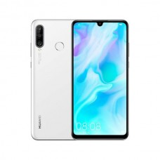 Smartphone Huawei P30 Lite Dual SIM 4GB/128GB White