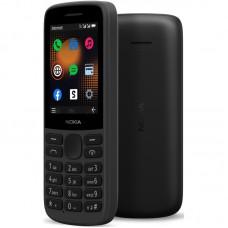 Nokia 215 4G 2021 Dual SIM Black (Desbloqueado)