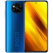 """Smartphone Xiaomi Poco X3 NFC 6.67"""" 6/64GB Cobalt Blue (Desbloqueado)"""