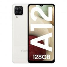 Samsung Galaxy A12 Dual SIM 4GB/128GB White (Desbloqueado)