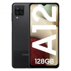 Samsung Galaxy A12 Dual SIM 4GB/128GB Black (Desbloqueado)