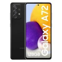 "Smartphone Samsung Galaxy A72 6.7"" Dual SIM 6GB/128GB SM-A725F Awesome Black (Desbloqueado)"
