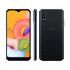 Smartphone Samsung Galaxy A01 Dual SIM Black