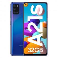 Smartphone Samsung Galaxy A21S Dual SIM 3GB/32GB Blue (Desbloqueado)