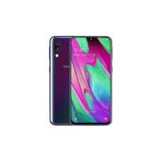 Samsung Galaxy A40 Dual SIM 4GB/64GB Black