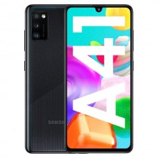 Smartphone Samsung Galaxy A41 Dual SIM 4GB/64GB Black (Desbloqueado)