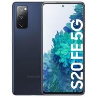 Smartphone Samsung Galaxy S20 Fan Edition 5G Dual SIM 6GB/128GB Cloud Navy (Desbloqueado)